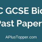 WJEC GCSE Biology Past Papers