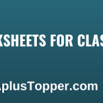 CBSE Worksheets for Class 12 Hindi