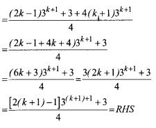 HSSLive Plus One Maths Chapter Wise Questions and Answers Chapter 4 Principle of Mathematical Induction 10