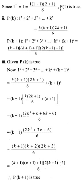 HSSLive Plus One Maths Chapter Wise Questions and Answers Chapter 4 Principle of Mathematical Induction 14