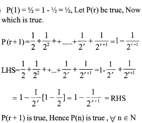 HSSLive Plus One Maths Chapter Wise Questions and Answers Chapter 4 Principle of Mathematical Induction 23