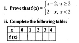 HSSlive Plus One Maths Chapter Wise Questions and Answers Chapter 2 Relations and Functions 4