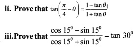 HSSlive Plus One Maths Chapter Wise Questions and Answers Chapter 3 Trigonometric Functions 40