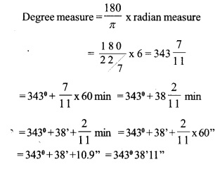 HSSlive Plus One Maths Chapter Wise Questions and Answers Chapter 3 Trigonometric Functions 45
