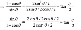 HSSlive Plus One Maths Chapter Wise Questions and Answers Chapter 3 Trigonometric Functions 57