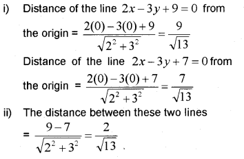 Plus One Maths Chapter Wise Previous Questions Chapter 10 Straight Lines 14
