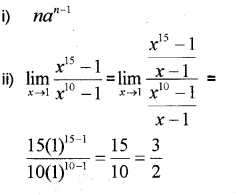 Plus One Maths Chapter Wise Previous Questions Chapter 13 Limits and Derivatives 14
