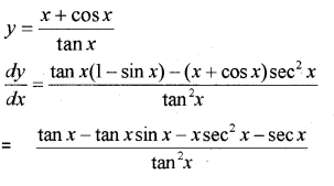 Plus One Maths Chapter Wise Previous Questions Chapter 13 Limits and Derivatives 16