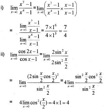 Plus One Maths Chapter Wise Previous Questions Chapter 13 Limits and Derivatives 22