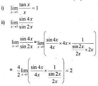 Plus One Maths Chapter Wise Previous Questions Chapter 13 Limits and Derivatives 49