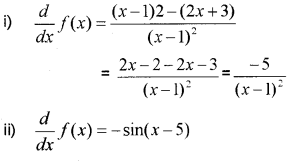 Plus One Maths Chapter Wise Previous Questions Chapter 13 Limits and Derivatives 9