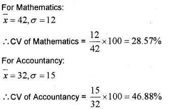 Plus One Maths Chapter Wise Previous Questions Chapter 15 Statistics 5