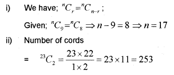 Plus One Maths Chapter Wise Previous Questions Chapter 7 Permutation and Combinations 1
