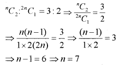 Plus One Maths Chapter Wise Previous Questions Chapter 7 Permutation and Combinations 14