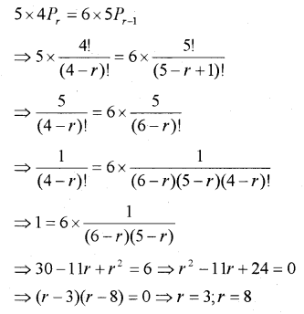 Plus One Maths Chapter Wise Previous Questions Chapter 7 Permutation and Combinations 15