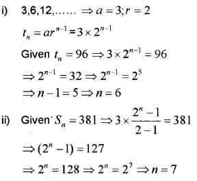 Plus One Maths Chapter Wise Previous Questions Chapter 9 Sequences and Series 3