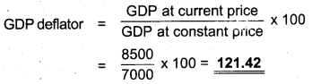 Plus Two Economics Previous Year Queation Paper March 2019, 8