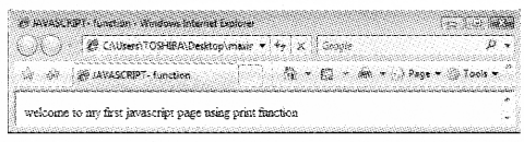 Plus Two Computer Application Notes Chapter 6 Client-Side Scripting Using Java Script 2
