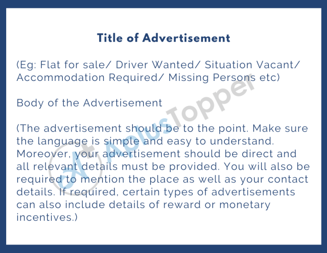 Advertisement Writing  Commercial and Classified Advertisement