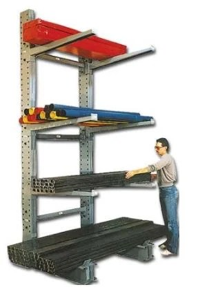 rugged cantilever racks from a plus warehouse