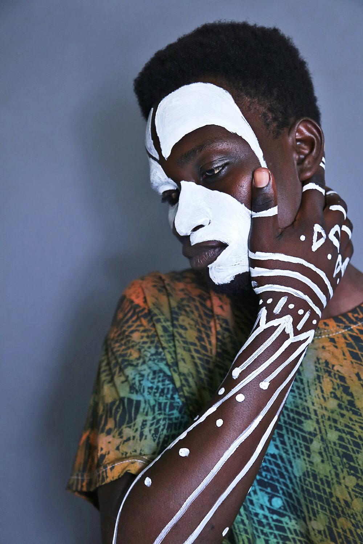 Tribal Body Painting Apmen Multimedia