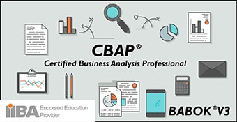 Online Training Course on CBAP<sup>®</sup> Exam Preparation (CBAP<sup>®</sup> Exam Preparation)
