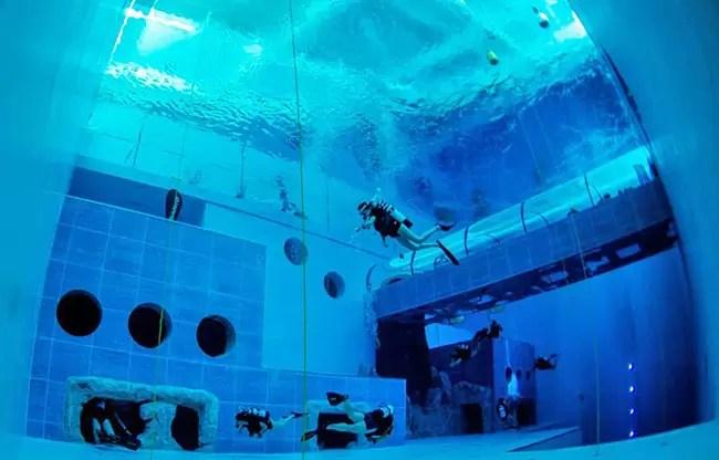 Al via il lavori per Blue Abyss la piscina pi profonda al mondo  Apnea Magazine