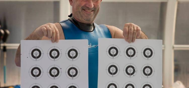 Apnea Team Abruzzo, uno stage per approfondire il tiro al bersaglio subacqueo