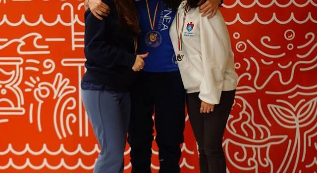 Apnea Team Abruzzo, è Ilenia Colanero la prima donna Élite in regione