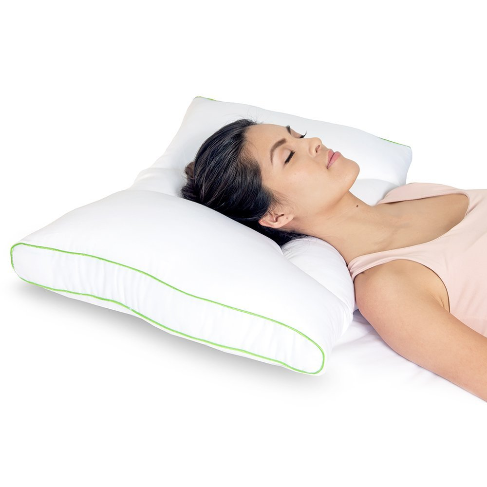Best Pillow for Sleep Apnea 2018 Buyers Guide  Reviews