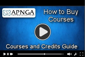 Courses and Credits Guide