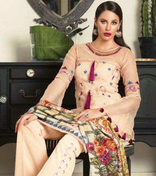 Aamna Aqeel Luxury Silk Festive Collection 2018 07
