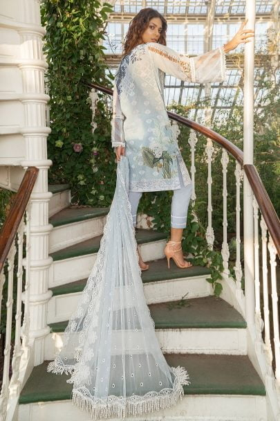 SOBIA NAZIR LUXURY LAWN COLLECTION 2019 06A