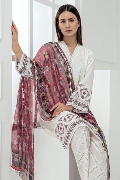 LSM Chikankari Essential Collection 2019 CK-7007