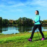 Stöcke, die die Welt bedeuten – Nordic Walking