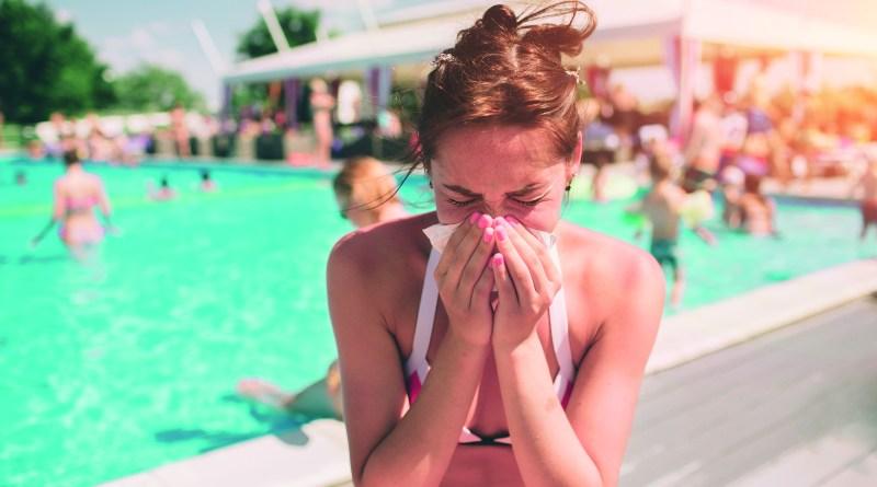 Sommergrippe: Schnupfen trotz Hitze