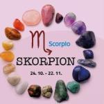 Heilsteine Skorpion