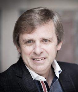Portrait von Manfred Baumann