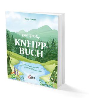 Das große Keipp-Buch Cover auf weißem Hintergrund. Büchertipps