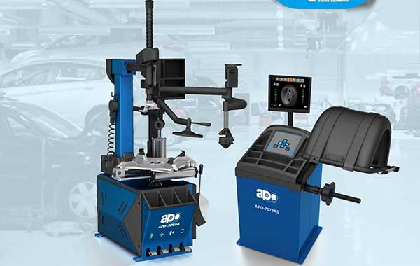 Automotive Equipment Catalog:APO Tire Changer Catalog 2019