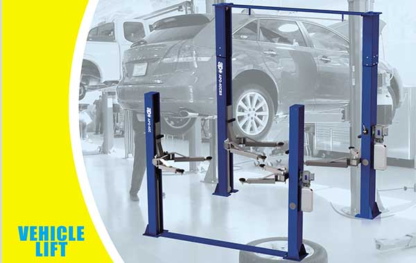 Automotive Equipment Catalog:APO Vehicle Lift Catalog 2019