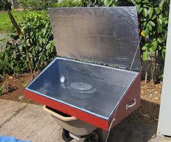 Solar Oven Plans DIY Build Your Own Solar Cooker