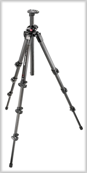 Product Reviews: Manfrotto 055 Series Carbon Fiber Tripod