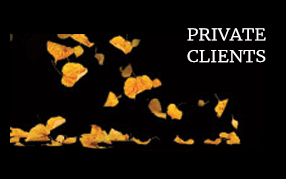 Apogee PRIVATE clients