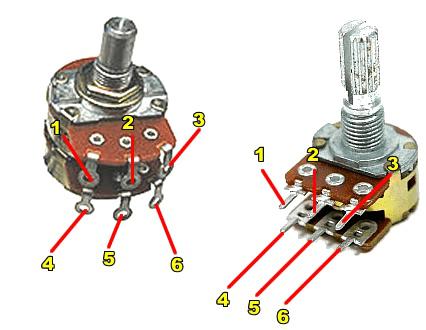 6 pin potentiometer wiring schematic  pietrodavicoit