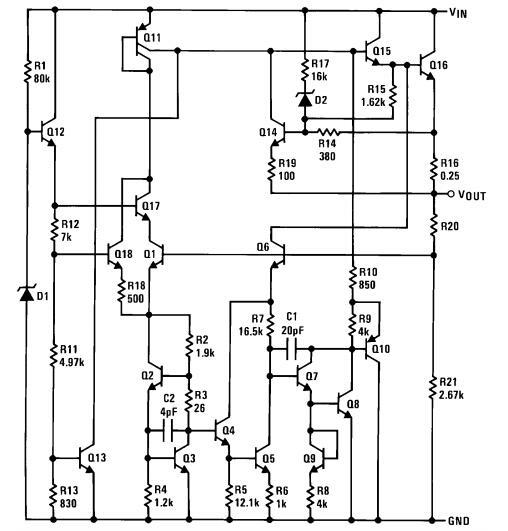 LM7805 Voltage Regulator: Pinout, Circuit, Datasheet