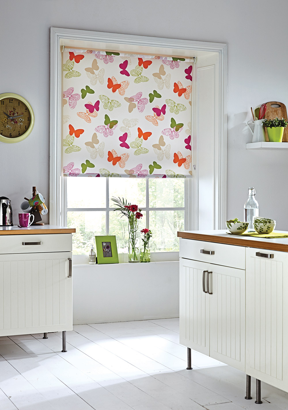 kitchen blinds can i just replace cabinet doors roller apollo isle of man paplio spring