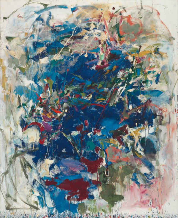 Abstract Expressionism Joan Mitchell Artist