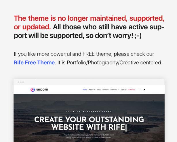 Photon | Fullscreen Photography WordPress Theme - 1