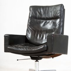 Zebra Print Office Chair Posture Support For Quality 1960s Leather Desk/office : Seating Apollo Antiques